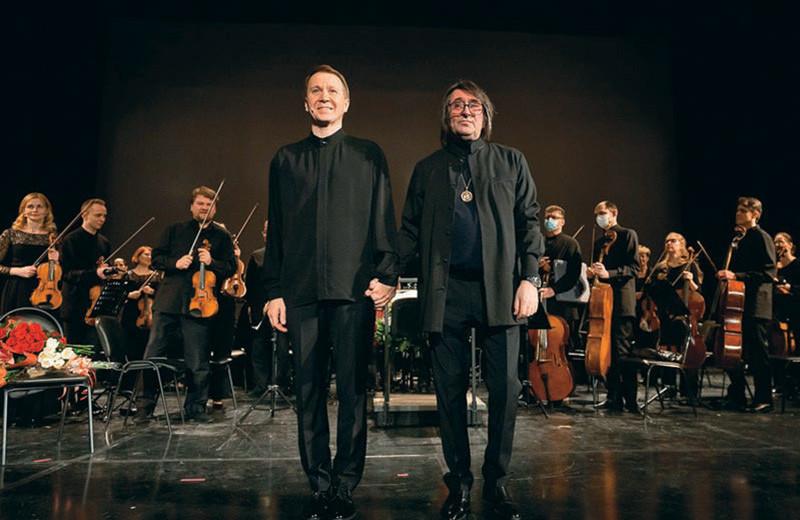 «Гамлет» Евгения Миронова и Юрия Башмета