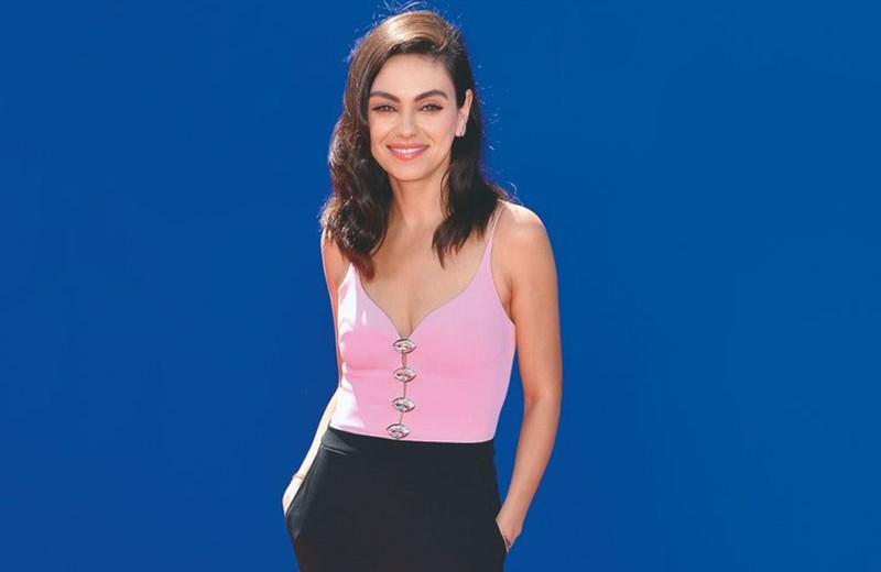 Мила Кунис, актриса