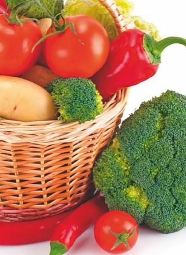 Овощи по правилам