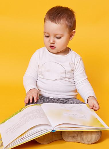 Книжки-игрушки для самых маленьких