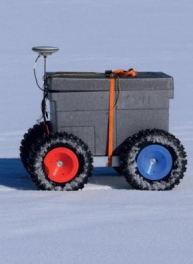 10 арктических машин