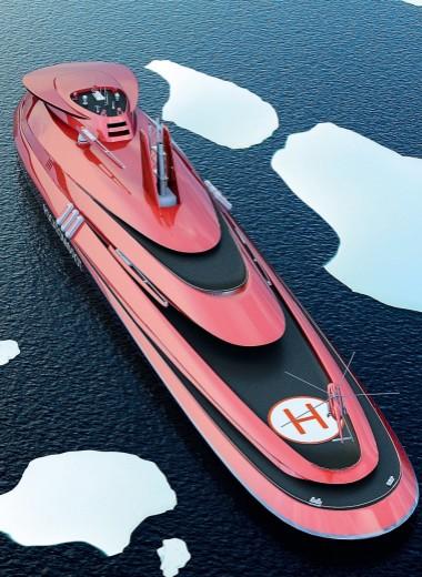 Судоходная Арктика