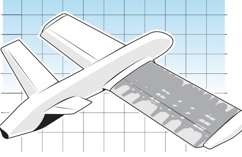 Крыло-трансформер