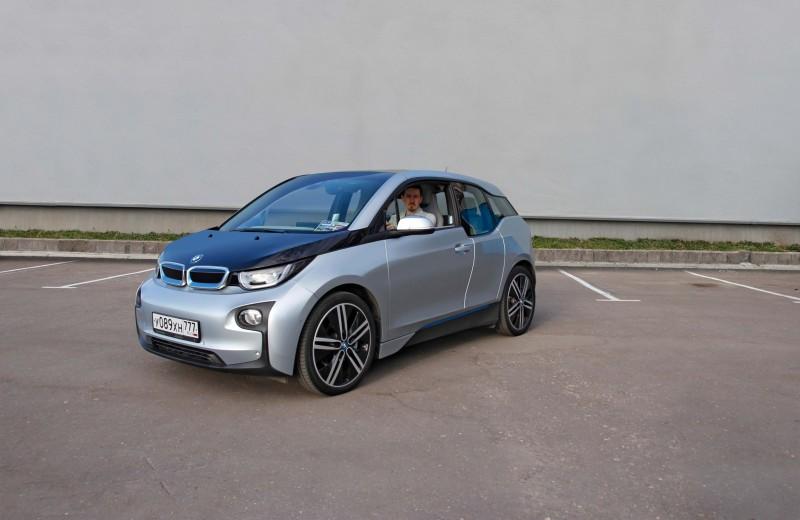BMW i3: Прекрасное далеко