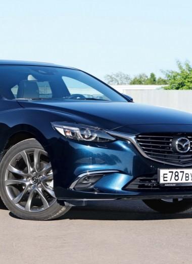 Mazda6: Снижаем расход!