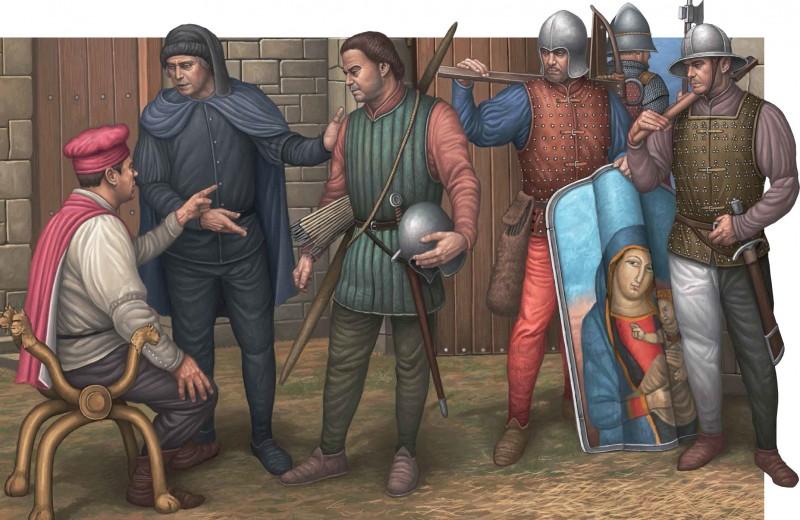«Полевые командиры» Ренессанса