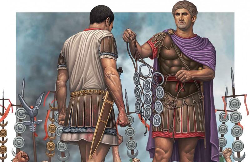 Римская гражданская и держава Сертория