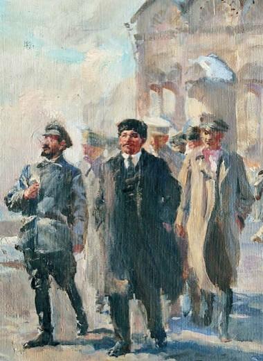 Тайна Цветочной площадки, или Как большевики столицу меняли