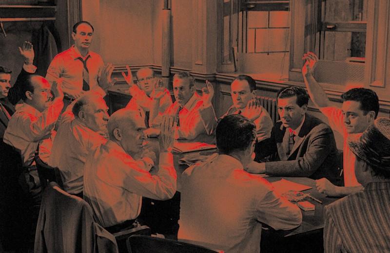 Как присяжные возвращают суду интригу