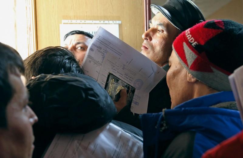 «Путь от вынужденного переселенца до гражданина долог»