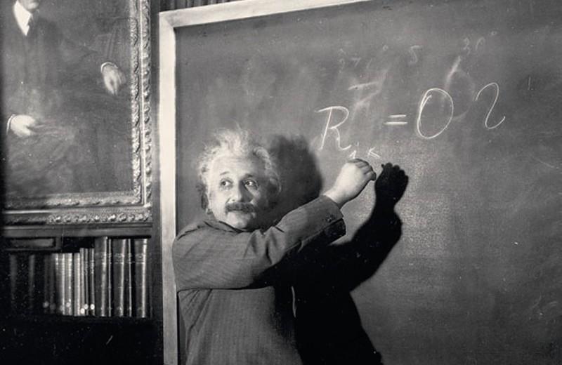 Трагедия Эйнштейна, или счастливый Сизиф