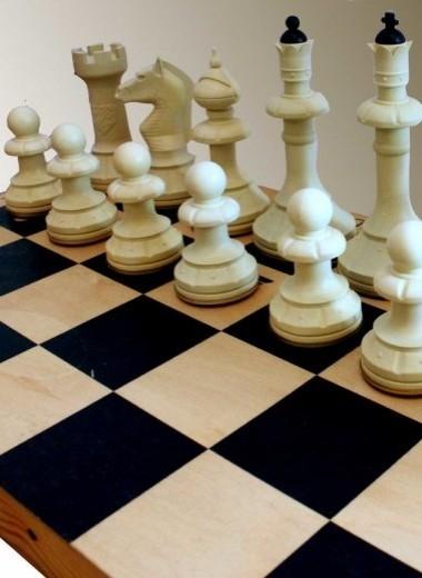 Геометрия шахматной доски: Королевские зигзаги