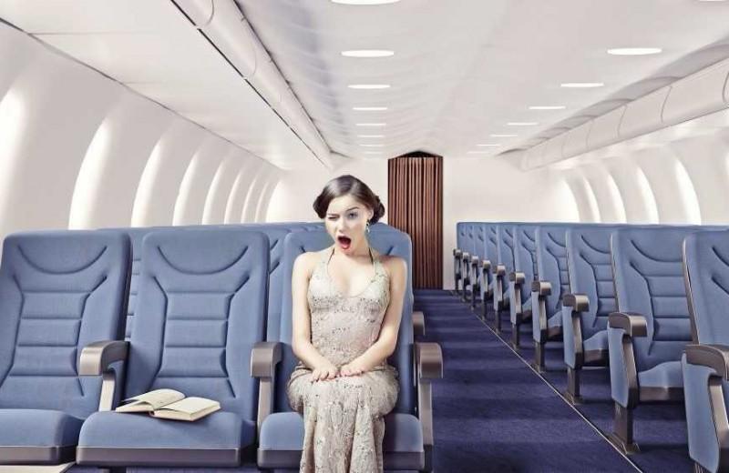 Летать без толпы