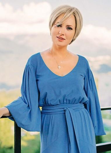 Елена Ксенофонтова:«Я ненормальная мама»
