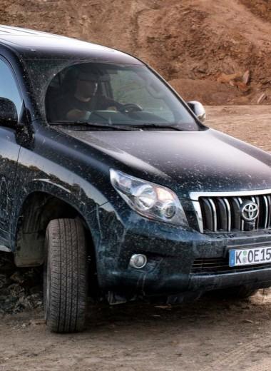 Toyota Land Cruiser Prado: если хватит денег