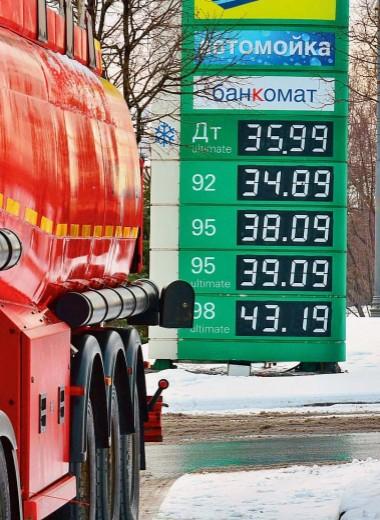 Что будет с ценами на бензин в 2019 году?