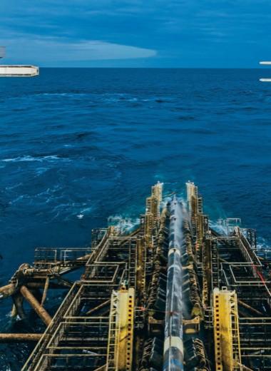 «Газпром» уверенно чувствует себя на дне