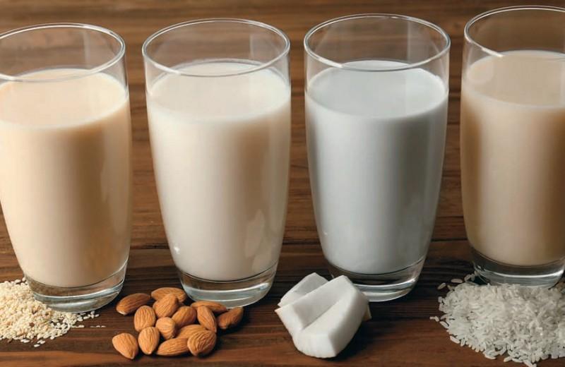 Немолочное молоко наступает на ЗОЖ