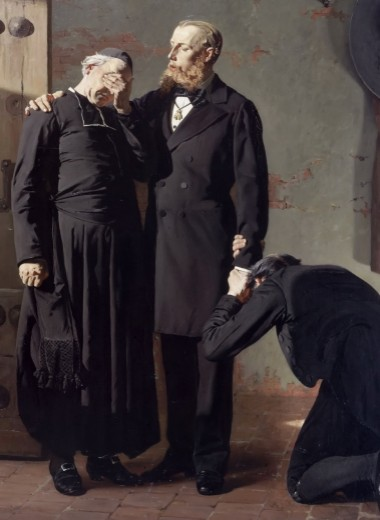 Последние минуты императора Максимилиана
