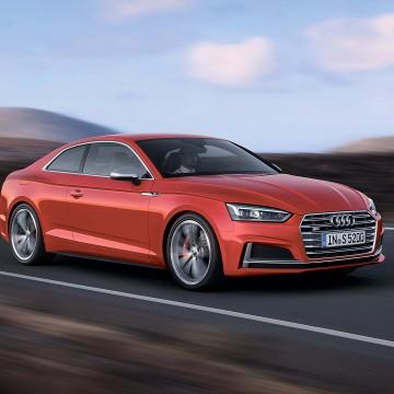 А5 новая Audi