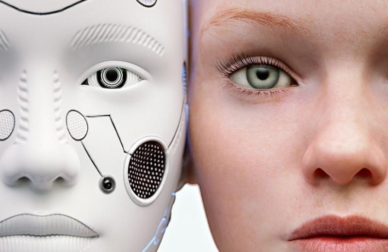 Любовь, секс и роботы