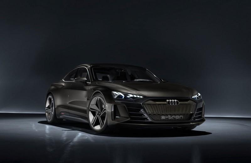 Audi e-tron GT: большое электрическое путешествие