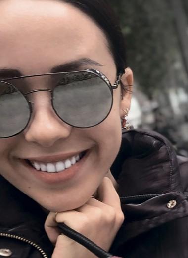 Я и мое селфи: Аврора Рамазотти