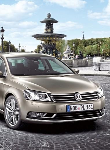 Volkswagen Passat: Требует внимания
