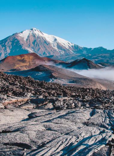 Неизвестный минерал из вулкана Толбачик