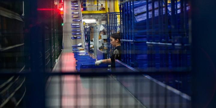 Почтовое превращение «Почта России» становится технологичной компанией