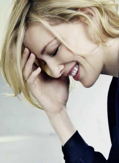 Кейт Бланшетт: «Я воспитываю сыновей так, чтобы они не смогли навредить женщинам»
