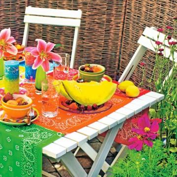 Вечеринка у тебя в саду