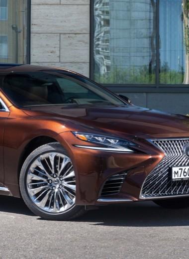 Lexus LS. Культурная революция