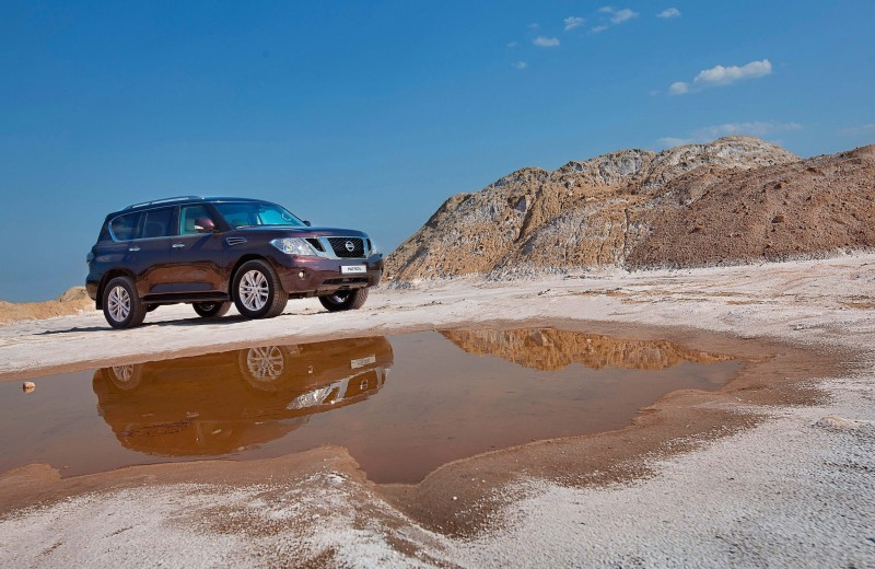 Nissan Patrol: добряк и обжора