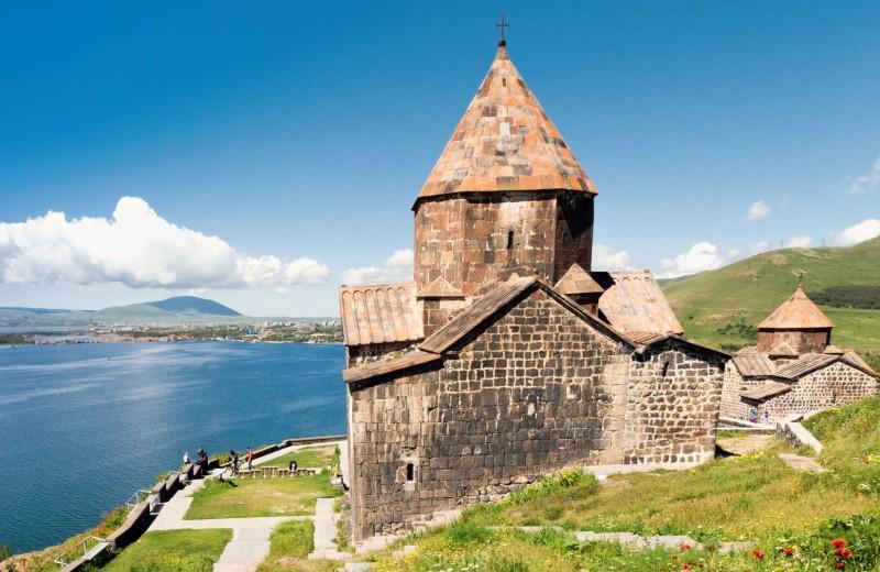 Армения. Солнце внутри