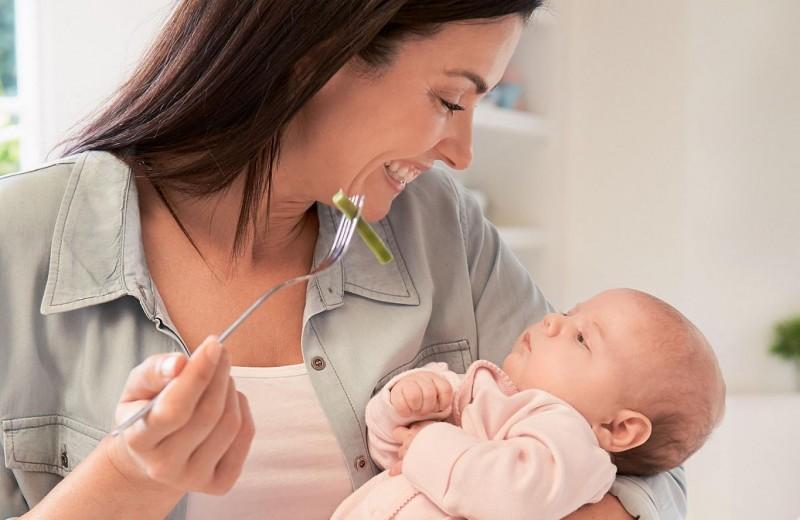 Питание мамы: регулируем пищеварение грудничка