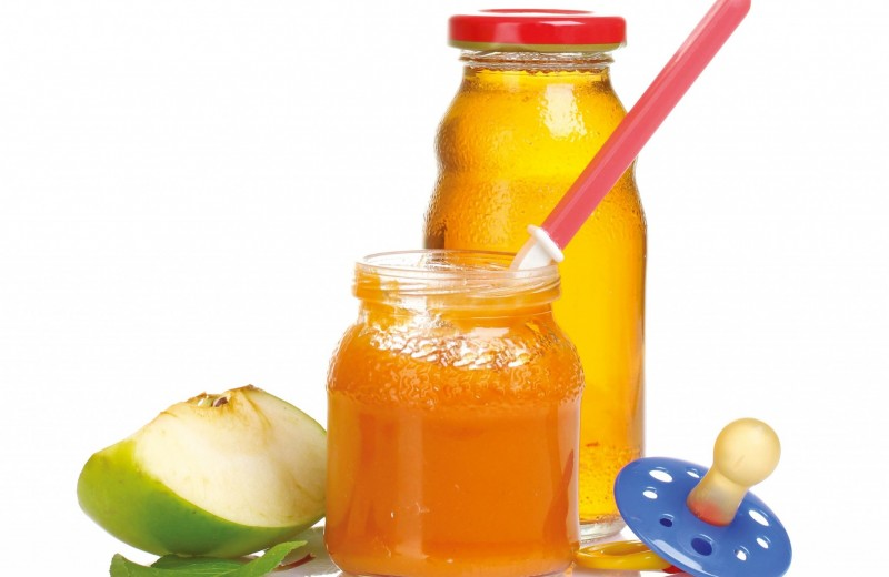 10 заблуждений о пюре и фруктовых соках