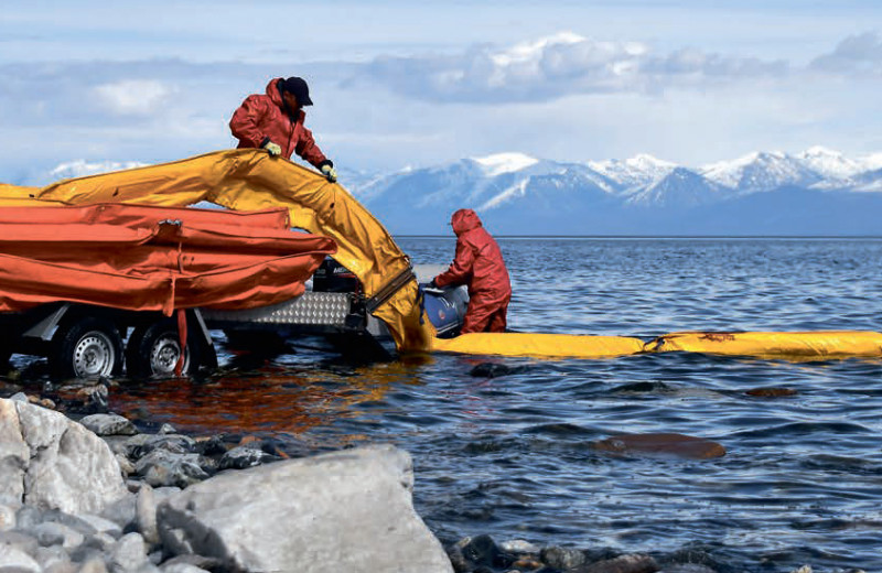 Чем загрязнен Байкал