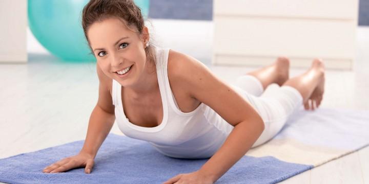 Восстановительная фитнес-программа после родов