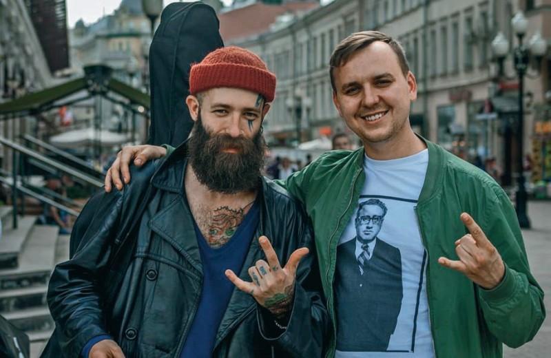 Вадим Митьковец: «Уличные музыканты — это предприниматели, а не маргиналы»