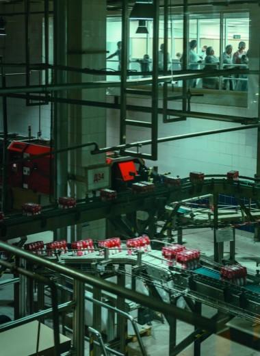 Открой #Моспром.Индустриальная эстетика