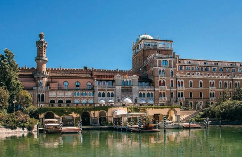 Дюны и арабески. Отель в мавританском стиле в Венеции