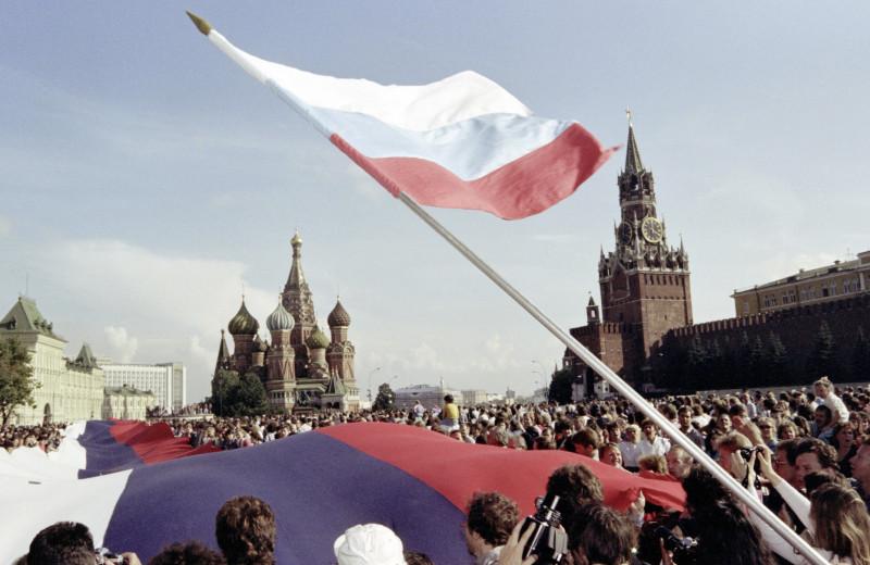 В 1991 году