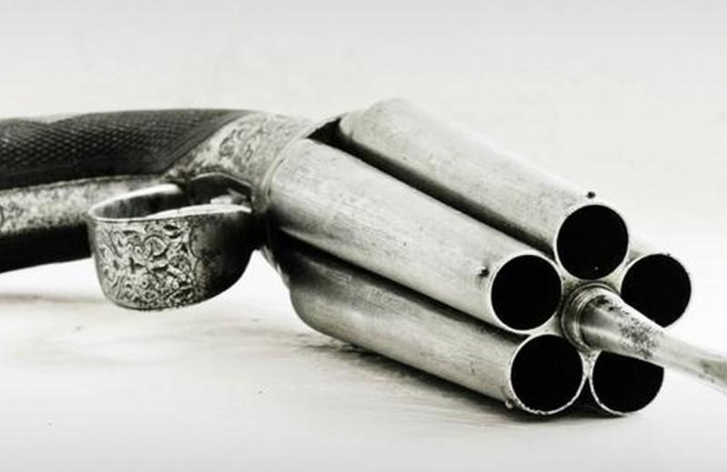 Пеппербоксы: многоствольные пистолеты прошлого