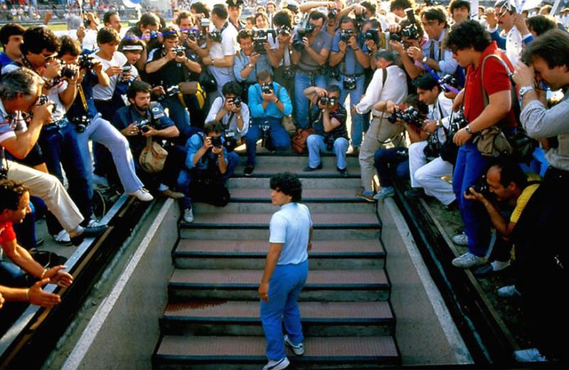 Житие несвятого Диего: история невероятного успеха и падения в новом фильме про Марадону