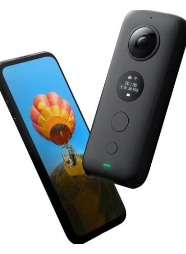 Тест камеры Insta 360 ONE X: обзор на все 360 градусов