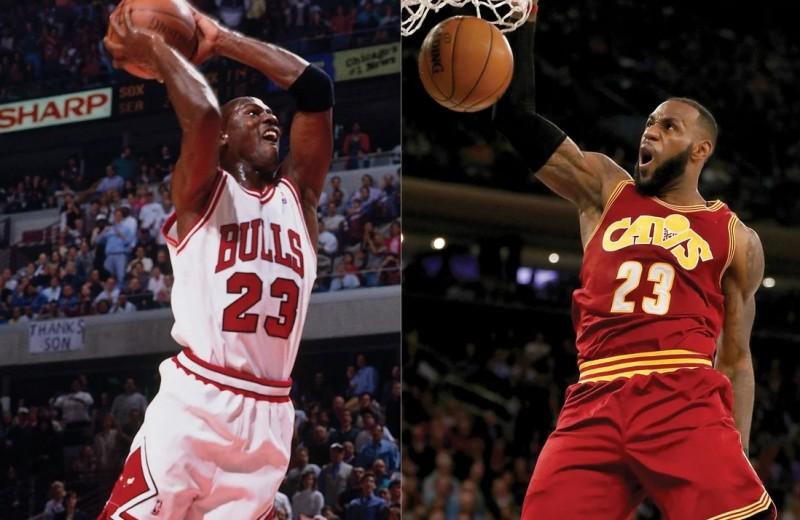 Кто же все-таки лучший игрок в истории NBA