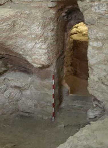 В Назарете обнаружен дом, в котором мог провести свое детство Иисус
