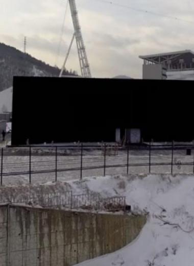 Самый черный дом на свете построили в Южной Корее
