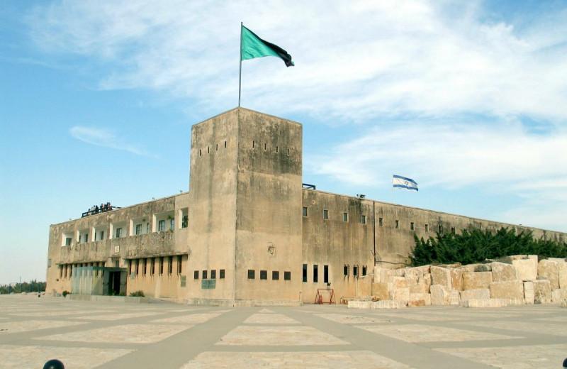 Израильский Гуантанамо: тайная тюрьма, стертая со всех карт и аэрофотосъемок